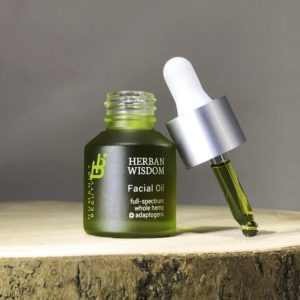 Herban Wisdom Facial Oil 0.5 ounce