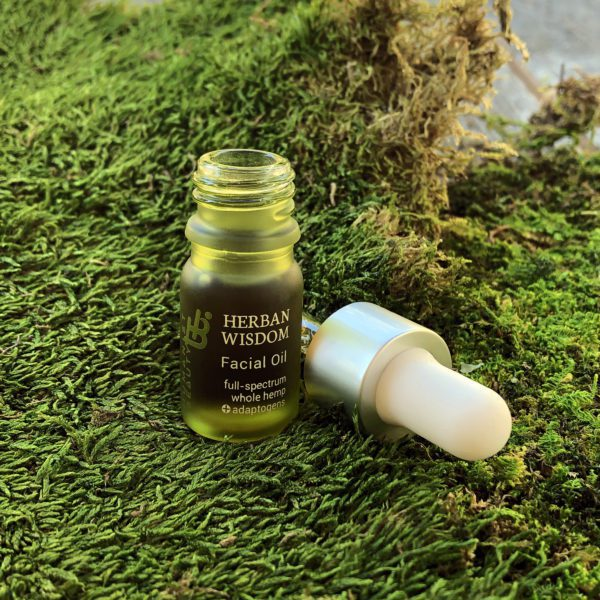 Herban Wisdom Facial Oil Deluxe Sample