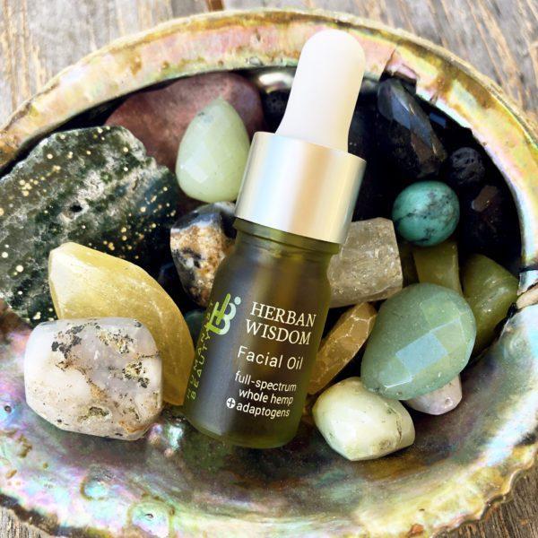 Herban Wisdom Facial Oil Deluxe Sample