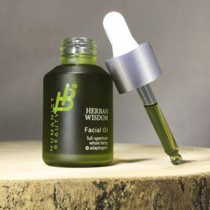 Herban Wisdom Facial Oil 1 ounce
