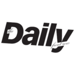 The Daily Front Row Logo