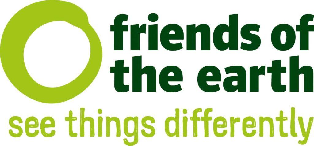 Friends of Earth Logo