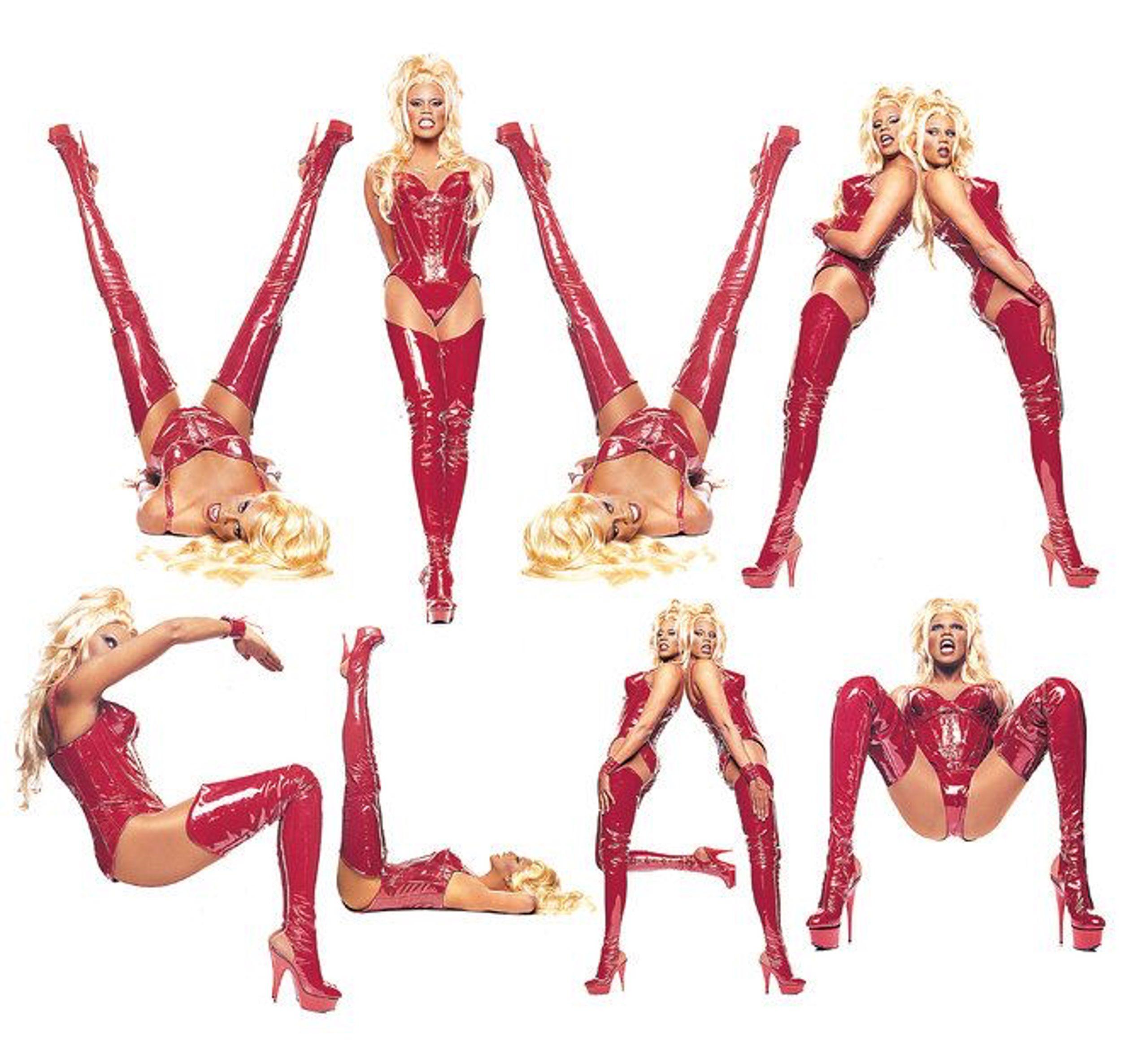 RuPaul for MAC Viva Glam